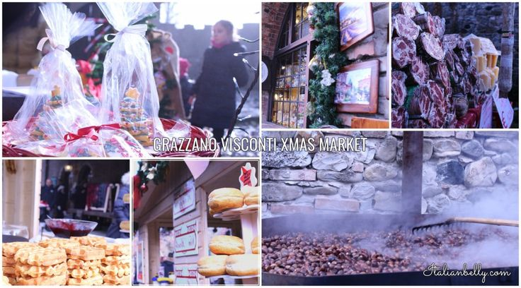Christmas Markets - Grazzano Visconti