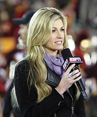 I am featuring Erin Andrews today.