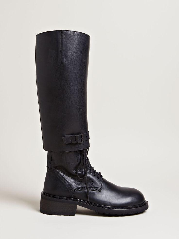 #LN-CC                    #women boots              #Demeulemeester #Women's #Vitello #Olio #Boots      Ann Demeulemeester Women's Vitello Olio Boots                                 http://www.seapai.com/product.aspx?PID=252102
