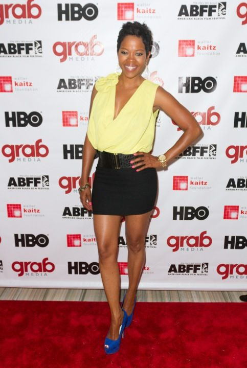 Malinda Williams Heels | Malinda Williams - 3