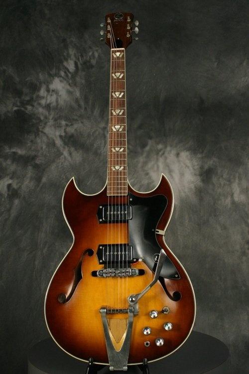 1967 Kay K625 Cremona Brown