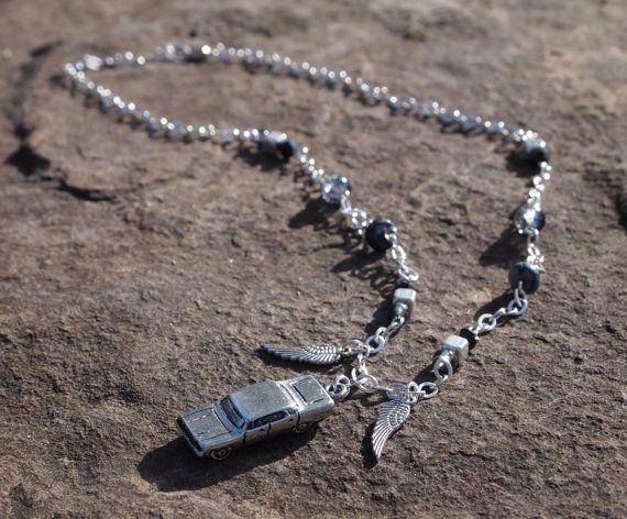 The Metallicar (Supernatural Inspired Necklace)
