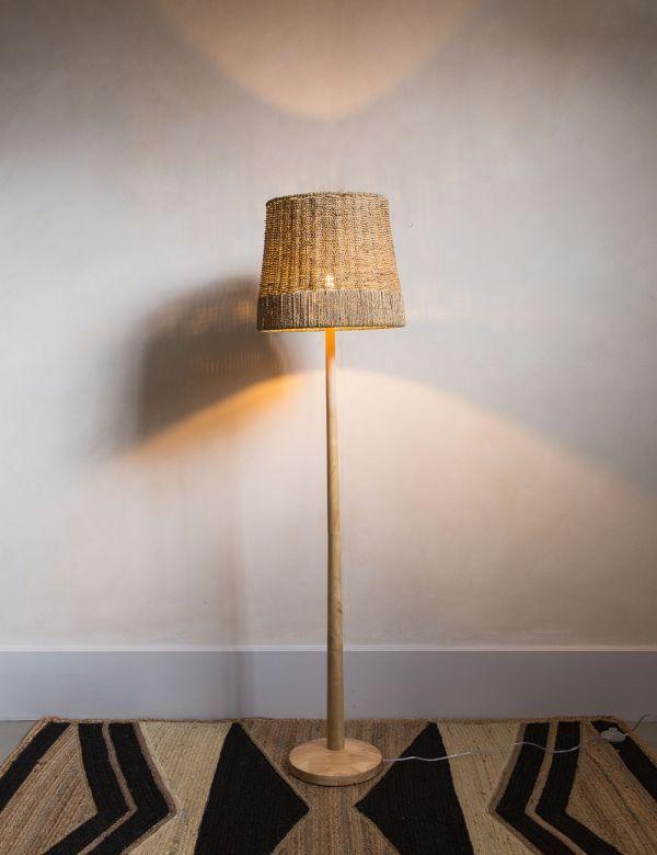 Natural Rattan Floor Lamp Rattan Floor Lamp Floor Lamp Natural Floor Lamps