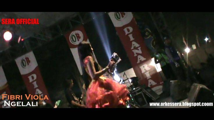 NGELALI -  FIBRI VIOLA - SERA LIVE SEMARANG EXPO