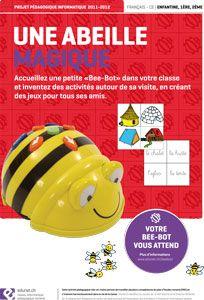 "Accueil activités ""Bee-Bot"""
