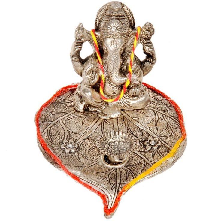 65% off on Lord Ganesha Pretty Pooja Idol in White Metal  #onlineshopping http://goo.gl/ajrLOc