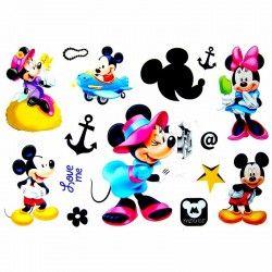 tatouage-enfant-minnie-et-mickey