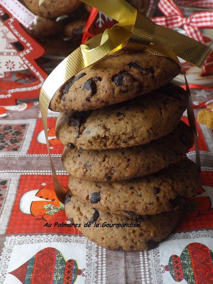 Délicieux cookies de Noël sans beurre IG bas
