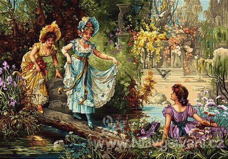hu-az511-damy-v-parku-gobelinovy-steh-original.jpg (460×322)