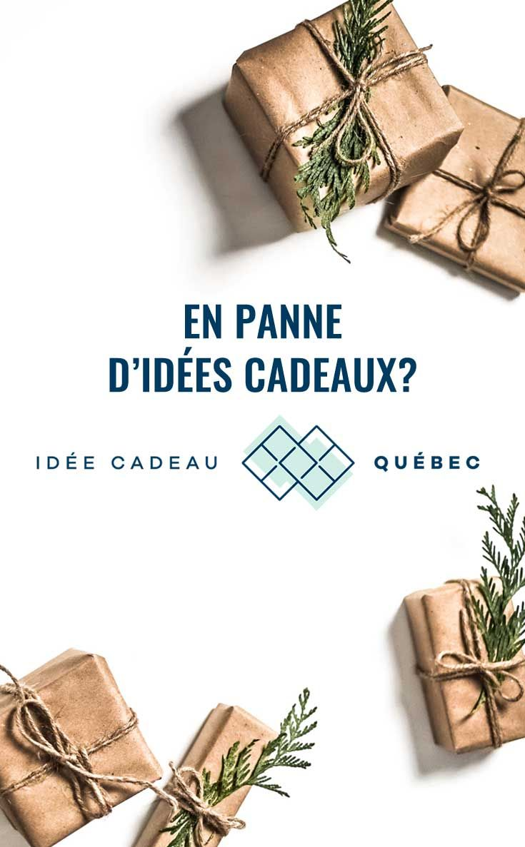 Idée Cadeau Québec | Gifts, Gift wrapping, Box