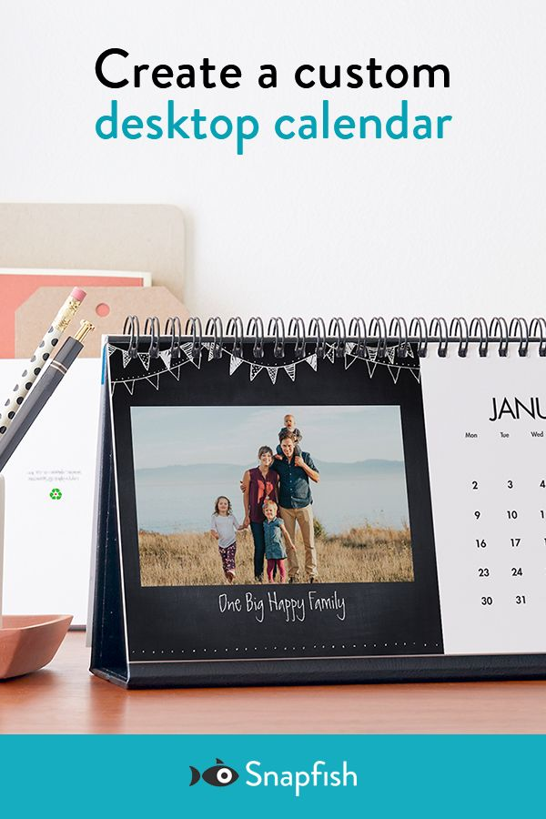 Custom Photo Calendars. Get 60% Off Photo Calendars. Share The Year's Memories With Photo Calendars From Snapfish!