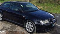 Audi S3 que pertenceu a Cristiano Ronaldo à venda através do Standvirtual