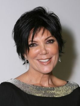 picture of kris jenner's haircut | Chris Jenner Hairstyle