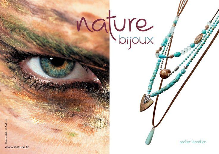 Природа Ювелирные изделия - ювелирные изделия из натуральных материалов - NACRES, бисер, рога, камни, кости - Париж