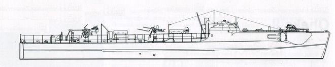 Die Schnellboot-Seite - S-Boote - Kriegsmarine - Typen