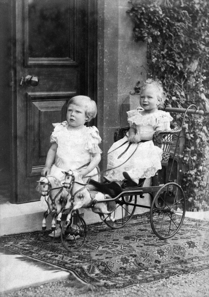 Prince Albert and Prince Edward
