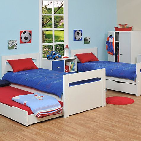 Stompa Uno Plus Multi Bunk Bed with Trundle Online at johnlewis.com