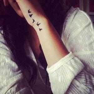 44 Dainty and Feminine Tattoos ... → Beauty