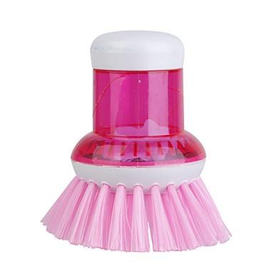 escova de lavar louça conveniente com detergente automática (cores sortidas) – BRL R$ 4,51