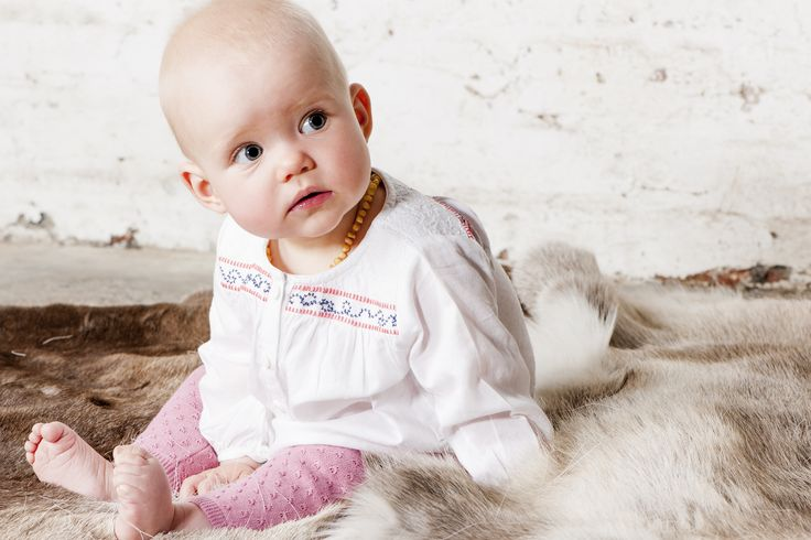 OUCH Baby Clothing #girlsfashion #babyfashion #pink #winter #embroidery #photoshoot