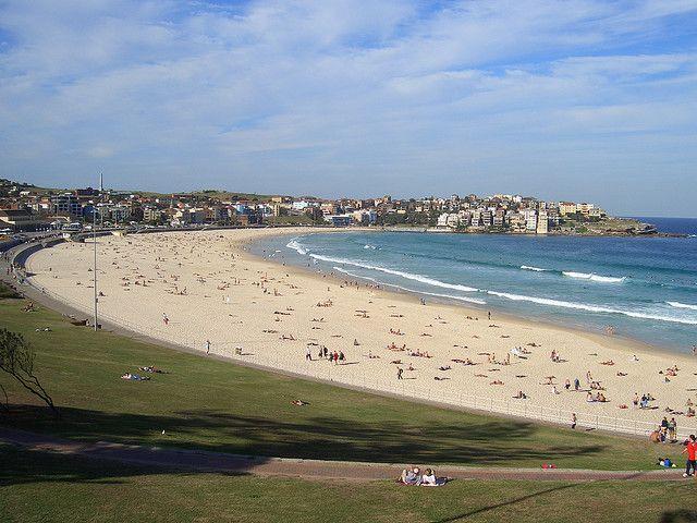 Bondi Beach, Sydney, Australia #travel