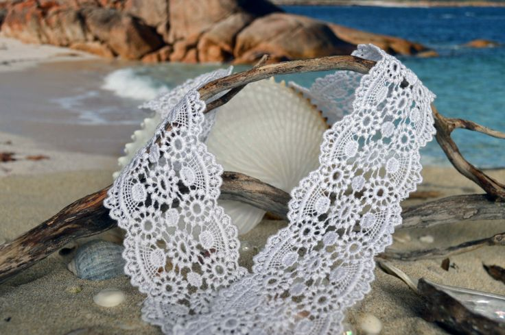 White Lace wh065 by TheQuiltedCheese on Etsy
