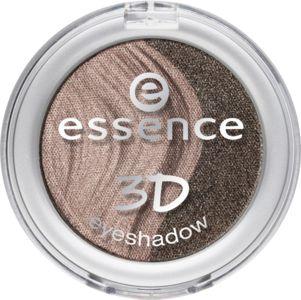 3D duo očné tiene 09 irresistible chocolates - essence cosmetics