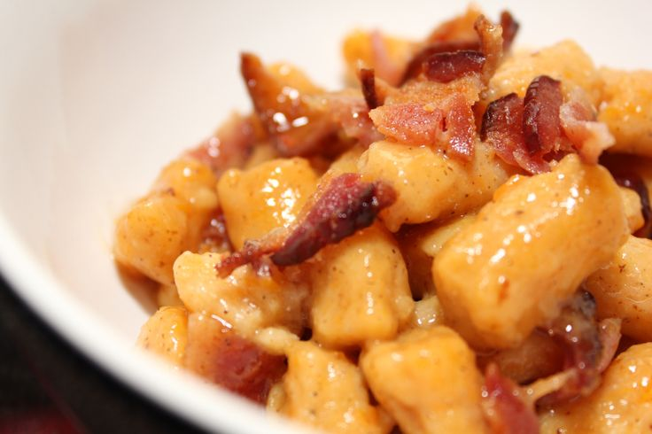 Sweet potato gnocchi | Yummy! | Pinterest
