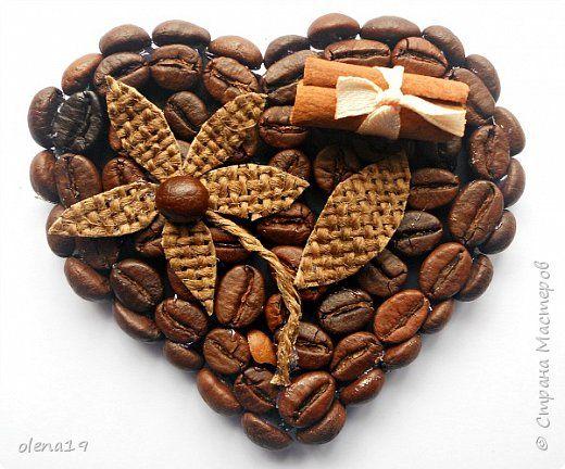 Декор предметов Валентинов день Моделирование конструирование Кофейные магниты…