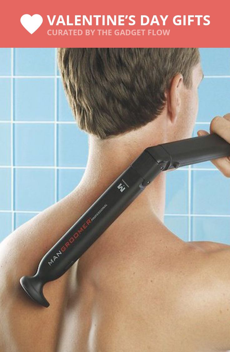 Want to achieve that ideal swimmer's look? With the Electric Back Hair Shaver you can.