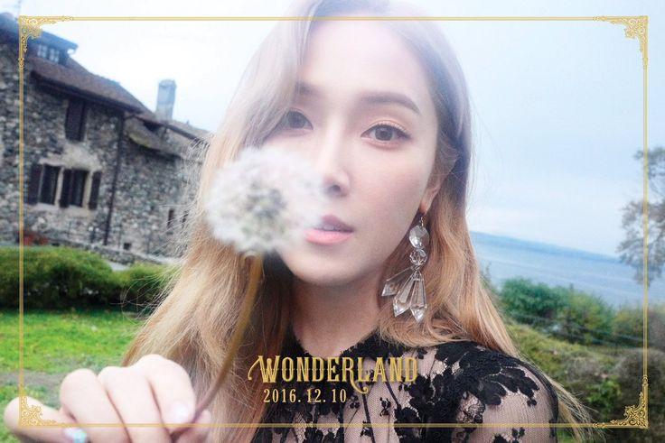 Jessica Jung Wonderland