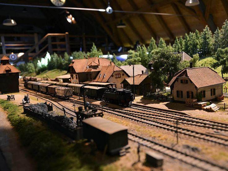 Fotos: So sah die Höllentalbahn 1934 aus – im Miniaturformat - Ehrenkirchen - Fotogalerien - Badische Zeitung