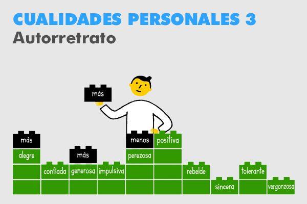 cualidades personales 3 AUTORRETRATO