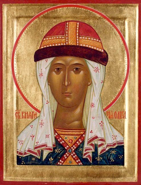 Αγ.Ολγα Η Ισαποστολος (μετονομασθεισα Ελενη) Η Βασιλισσα (; - 969) ___july 11