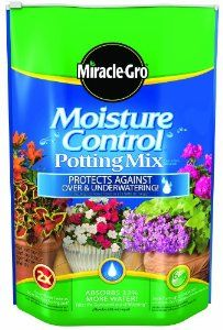 Miracle Gro Moisture Control Compact Water Log 24