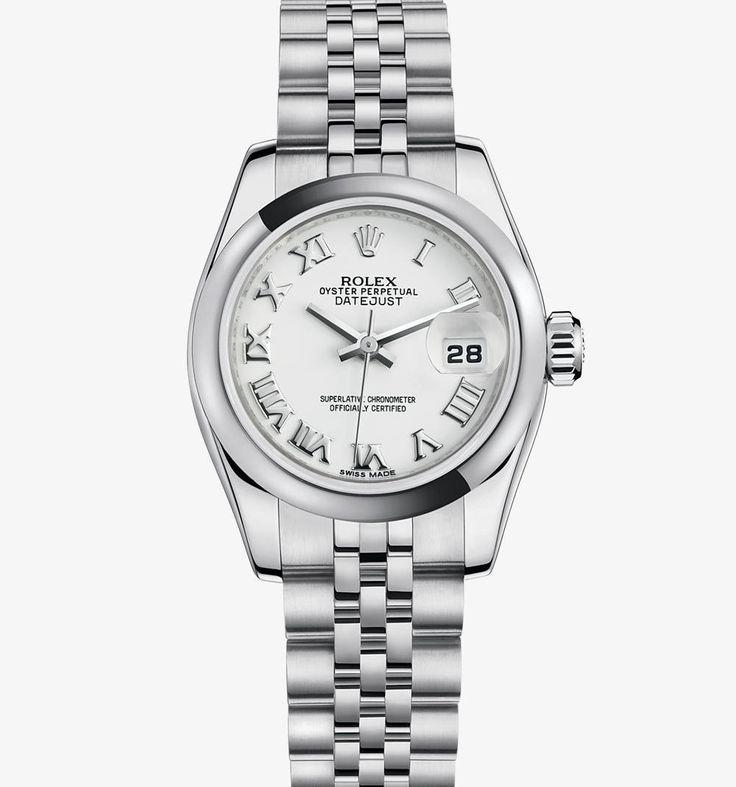 Jam Tangan Mewah Rolex Lady-Datejust - kemewahan.com