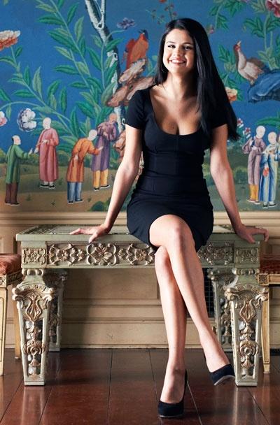 Selena Gomez's Sassy Forbes Magazine Photoshoot