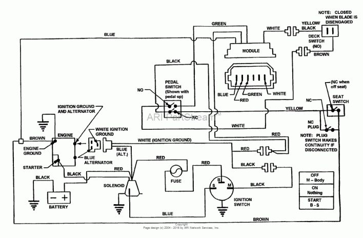 Engine Wiring Diagram And Snapper Kve Hp Rear Engine Rider Series Diagram Electrical Diagram Kohler Engines