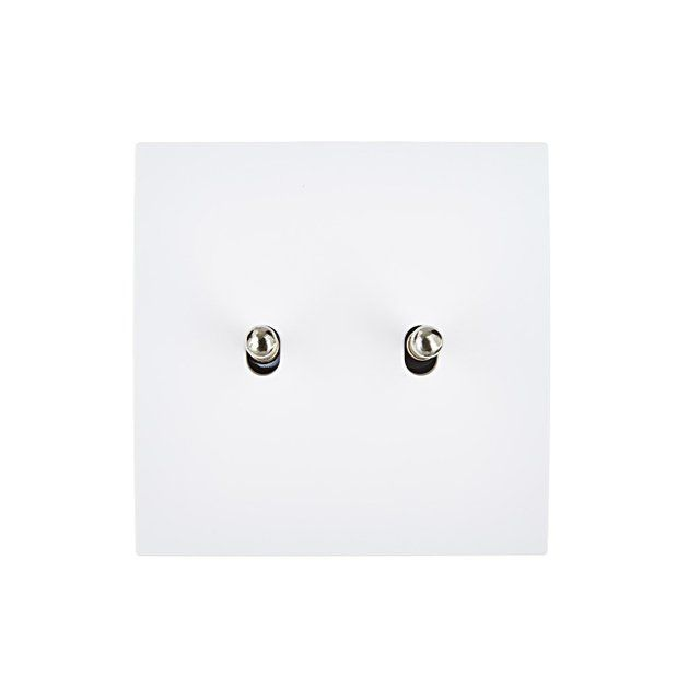 Double Interrupteur Va Et Vient Karo Blanc Modul Design Leroy Merlin Interrupteur Va Et Vient Interrupteur Prise Interrupteur
