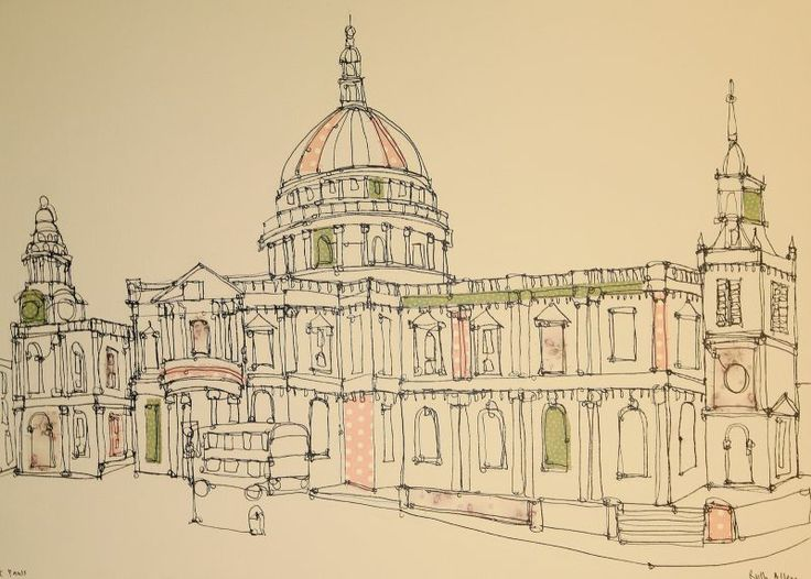 St Paul's Cathedral - Ruth Allen
