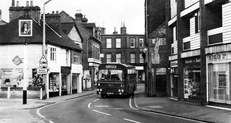 Bexley Village 1973