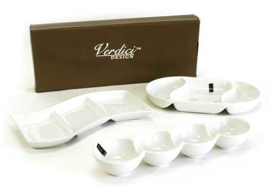 Verdici - Porclein Platters
