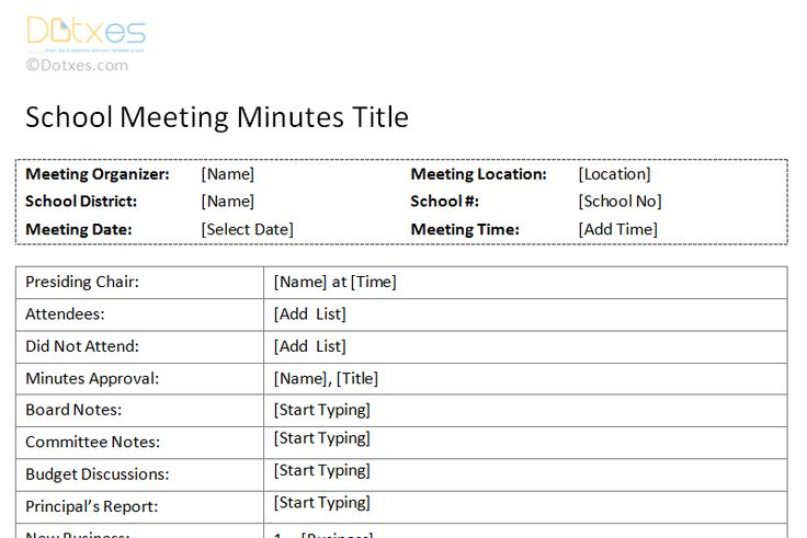 Get pre designed collection of meeting minutes templates for business or other use. Each meeting minutes template is editable and user friendly.