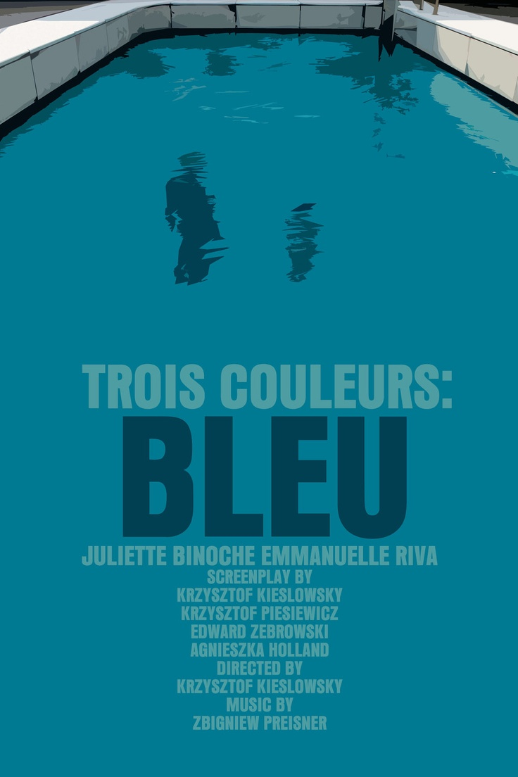 Trois couleurs: Bleu (1993, Krzysztof Kieślowski)