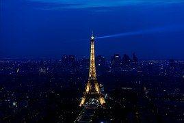 Eiffel Torni, Paris, Muistomerkki
