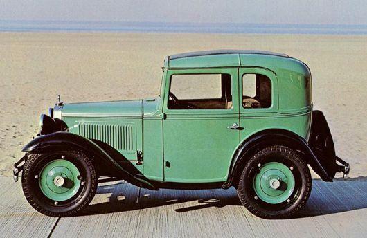 American Austin Coupe