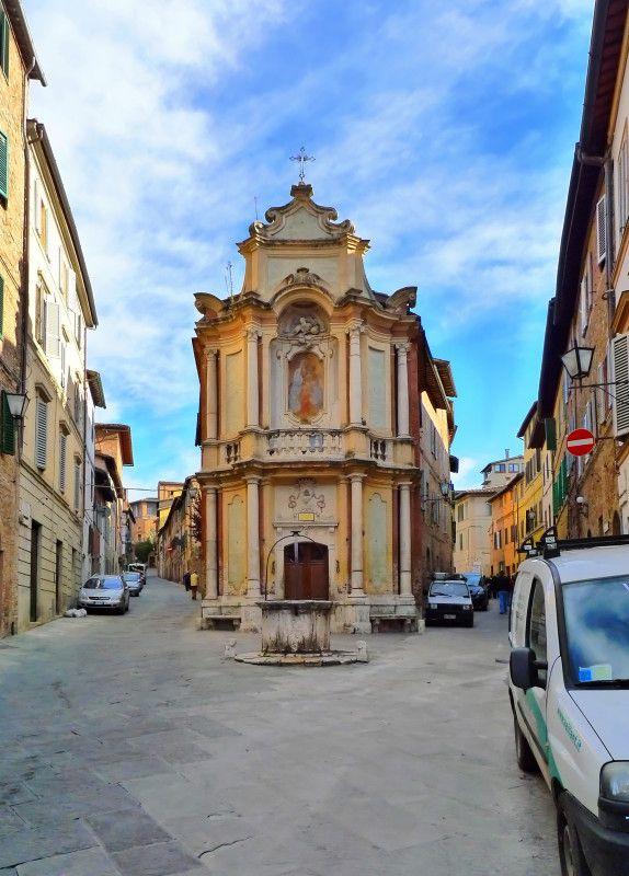 Город-музей Сиена (фото)