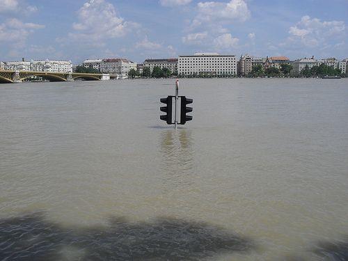 Árvíz Budapesten 2013 #arviz #budapest #flood