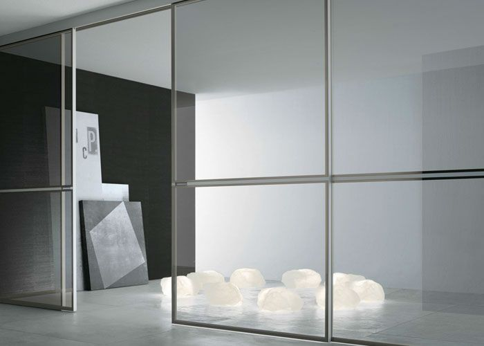 Rimadesio Graphis Glass Sliding Doors hobsons choice Bath, Swindon Winchester