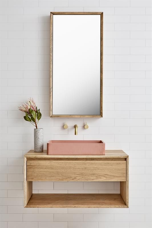 #bathroomInspiration - Baxter Single
